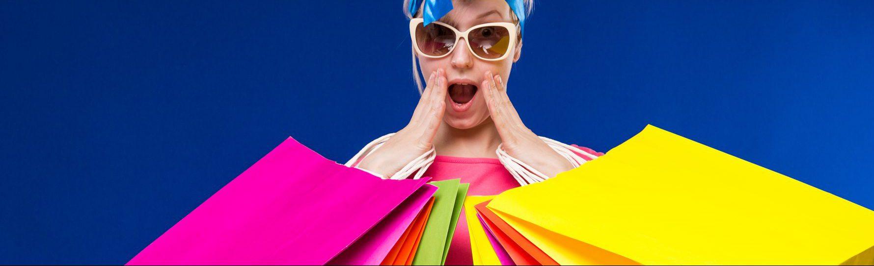 Branding zorgt voor enthousiaste reacties op uw merk, zoals bij deze koper
