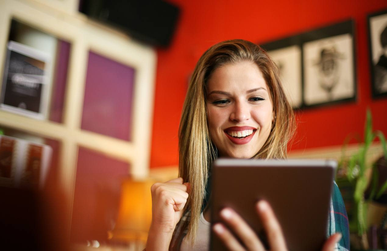Online Event Training makes this participant motivated and enthusiastic during role play